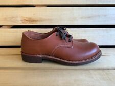 Red Wing 8052 Heritage Work Oxford  Sz. USA 9 UK 8 EUR 42 D