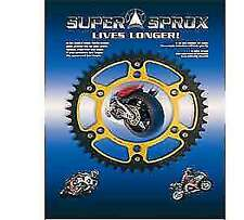 Supersprox Motorcycle Rear Sprockets