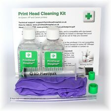 Inkjet Cleaning Kit for Canon Printers Unblocks Print Head Nozzles