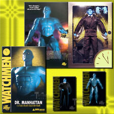 DC Direct Watchmen Dr. Manhattan 1:6 Scale 13-Inch Deluxe Collector Figure