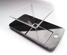 Phone Hologram Projector Into 3D Holographic Display Stand For All Smartphones