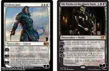 Ob Nixilis of the Black Oath + Gideon Jura + 20 Random Rares MTG Wholesale LOT