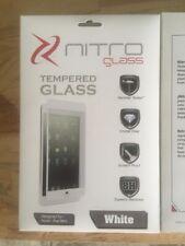 ZNITRO 700112928505 Nitro Glass Screen Protector for Apple iPad mini White