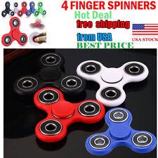4 PACK - Fidget Toy Ceramic EDC Hand spinner finger spinner Figit toy