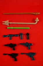 Star Wars Lot of 10 Weapon Replacements for Vintage Action Figures