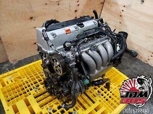 03-07 HONDA ACCORD 2.4L DOHC 4-CYLINDER i-VTEC ENGINE JDM K24A
