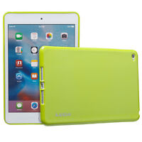 Juppa® Slim Fit Strong Rubber TPU Gel Case Cover for Apple iPad Mini 4 2015