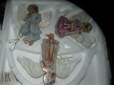Heaven'S Little Angels Ornaments Bradford Exchange 4th, 5th, and 6th issues box