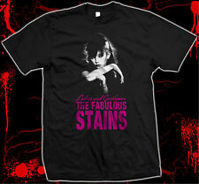 Ladies and Gentlemen, The Fabulous Stains - Hand-Screened 100% Cotton T-Shirt