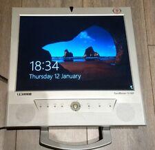 """Samsung Syncmaster 151MP portátil 15"""" LCD Monitor TV terrestre"""