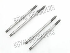 NEW TRIUMPH 3HW FRONT FORK GIRDER AXLE SPINDLE SET OF 4 @PUMMY