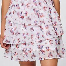 Dannii Minogue Petites Flippy Frill Skirt Size 10P