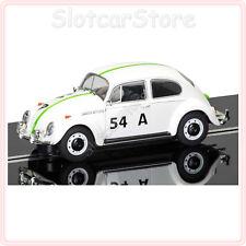 "Scalextric C3745 VW Volkswagen Käfer Beetle ""Ferguson No.54A 1963"" 1:32 Auto"