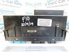 BMW 5 Series Body Control Module Unit V2 9286941 30/9