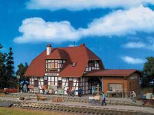 Vollmer H0 43501 - Bahnhof Spatzenhausen   Bausatz Neuware Messepreis