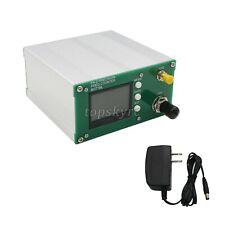 probador de oscilador con carcasa transparente 1Hz ~ 50MHz probador de frecuencia de bricolaje Kit de probador de frecuencia de bricolaje medidor de contador de cristal
