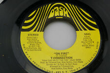 T-Connection: On Fire / Go Back Home  [Unplayed Copy]