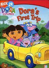 Dora the Explorer - Dora's First Trip [New DVD] Full Frame