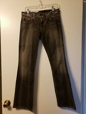 "Armani Exchange A/X  Men's Jeans Dark Wash Straight Size tag 30"" x 40' long"