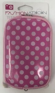 Fashionation The Macbeth Collection Teeny Dot Hot Pink Universal Camera Case