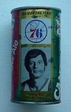 1976-77 PHILADELPHIA 76ERS / STEVE MIX CANADA DRY CAN