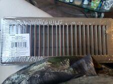 Mintcraft Fr01-4X12B Floor Register Brown 4X12