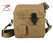 Rothco 1287 MOLLE 2 QT. Bladder Canteen Cover - Coyote Brown