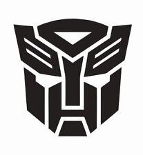 Transformers Autobots Vinyl Die Cut Car Decal Sticker - FREE SHIPPING