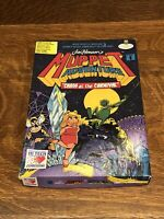 Vintage Muppet Adventure: Chaos At The Carnival IBM TANDY COMMODORE 64/128