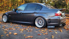 Original FANCYWIDE rear diffuser for BMW E90 / E91
