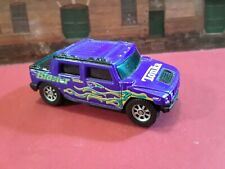 Maisto 1:64 Scale 2001 Hummer H2 Concept Vehicle by Tonka. Hand Painted Details.
