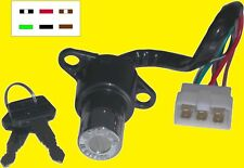 Ignition Switch For Honda CM 125 CC Custom 1985 (0125 CC)