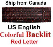 NEW For MSI MS-16H5 MS-16H7 MS-16H8 MS-16K4 keyboard US Color Backlit Crystal