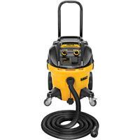 DEWALT DWV012R HEPA Dust Extractor Wet Dry Shop Vacuum 10 Gallon