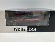 Maserati GranCabrio Sport 2013 - dunkelrot - 1:43 Whitebox  >>SALE OUT PRICE<<