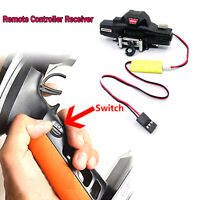1* Winch 3 Ways Wireless Remote Controller für 1/10Crawler Auto Axial SCX10 TRX4