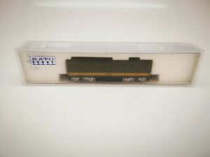 N Scale - Kato USA - 176-084 - Locomotive, Diesel, EMD F3 - CN - 9001