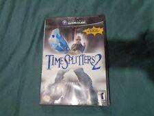 TimeSplitters 2 (Nintendo GameCube, 2002) Complete