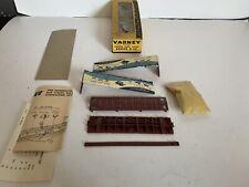 B7 Varney Ho Scale Model Trains Vintage Train Kit All Steel Gerber Baby Boxcar