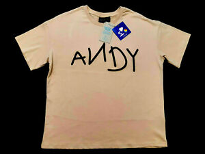 ANDY OFFICIAL TOY STORY DISNEY PIXAR COTTON OVERSIZE T-SHIRT LADIES BNWT PRIMARK