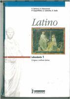 latino, laboratorio 1, poseidonia, tantucci/roncoroni, cod:9788848201070