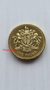 ROYAL MINT 1993*UNC*UK ROYAL ARM £1 ONE POUND COIN
