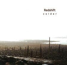 REDSHIFT (Mark Shreeve) COLDER rare official CD electronics Berlin School !