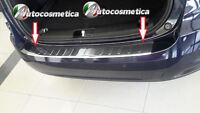 Battivaligia Protezione Soglia Paraurto Posteriore Acciaio Cromo FIAT Tipo SW-.