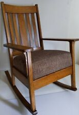 Rocking Chairs Antique 1900