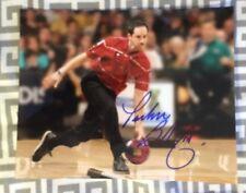 Parker Bohn III Signed 8 X 10 Photo Autographed Pba Pro Professional Bowling