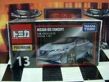 TOMICA PREMIUM #13 NISSAN IDS CONCEPT 1/61 SCALE NEW IN BOX
