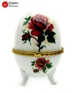 Multicolor 100*150mm Egg Multi  Purpose Box for Jewelry China Collection box26