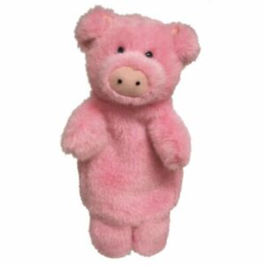 """Pig Hand Puppet With Sound soft plush toy 10""""/253cm stuffed animal Elka NEW"""