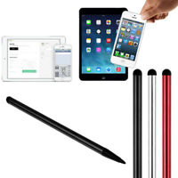 2 in1 Dual Touch Screen Writing Drawing Stylus Pen for Apple iPhone iPad iPod
